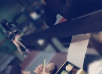 【朗報】福岡せいちゃん 普段食べれない高級な弁当を見て驚くwww