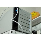『【Mac用外付けHDD】Promise Technology Pegasus R4 RAID System のテスト開始【Thunderbolt】』の画像