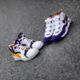 『Nike Air Max Uptempo Lakers』の画像