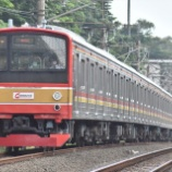 『電装解除第二弾!!205系武蔵野線M5編成12連化(12月7日)』の画像