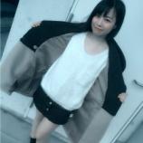 『どちらが好み?おしりんの巨乳と貧乳◎SKE48青木詩織の胸』の画像