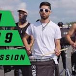 『【WGI】ドラム必見! 2019年ブロークンシティ『フル・ウォームアップ』動画です!』の画像