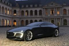 マツダ、パリで「最も美しいコンセプトカー賞」を獲得