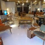 『【北欧テイス・日進木工の家具2012】NシリーズのSOLA・NC-002-B』の画像