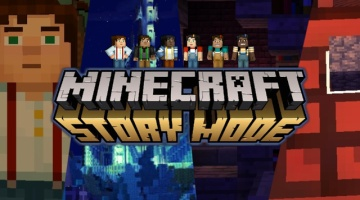 Minecraft Story Mode for iOSを購入してみて