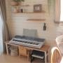 ついにピアノがやって来た!インテリア×ピアノ問題と、ピアノ選び紆余曲折