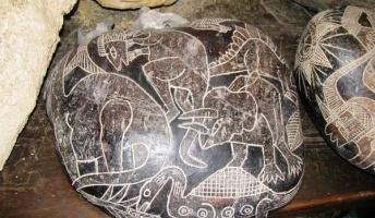 高度に発達した古代文明の痕? イカの不思議な石(画像あり)