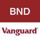 『【BND】バンガード 米国トータル債券市場ETF』の画像