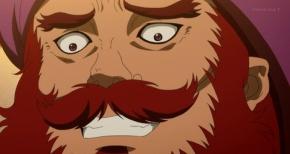 【魔弾の王と戦姫】第10話 感想 人望が厚いと髭が集まってくる