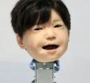 表情がリアル 大阪大が子ども型アンドロイドを公開