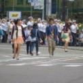 2014年横浜開港記念みなと祭国際仮装行列第62回ザよこはまパレード その95(横浜市立みなと総合高等学校吹奏楽部・チアダンス部)の2