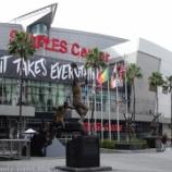 『ロサンゼルス旅行記7 ステイプルズ・センターの銅像コレクション(2016年版)』の画像