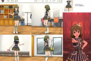 【ミリシタ】SSR「ベースボールガール 永吉 昴」「常夏パラダイス! 舞浜 歩」(アナザー2)衣装紹介