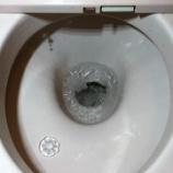 『大阪府松原市 便器の中に水が漏れている -SH670BA-』の画像