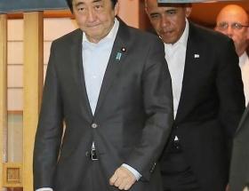 【画像】安倍晋三とオバマが夕飯食いに行った結果wwwwwwwwwwwww