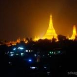 『首都ヤンゴンのルーフトップバーでホワイトデーのお返しを。そしてさらばミャンマー』の画像