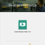 『Black magic Design Desktop Video 10.4が出ていた。』の画像