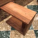 『MasterWaL•ペグサイドテーブルの天板メンテナンスのご依頼』の画像
