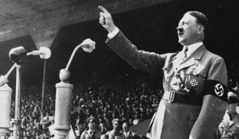 ヒトラーが部下でなく自力で生み出したもの