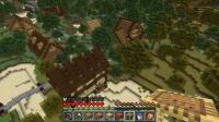 西大陸に木製民家を作る