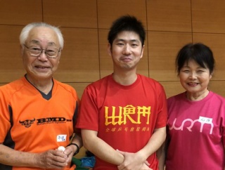 千葉県の復興支援の講習会にて、まさかの三重県桑名市出身、育ち