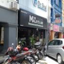 ご無沙汰バナナリーフカレー@The Malaysian Banana Leaf Restaurant
