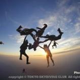 『ライセンスいらず!国内+手ぶらでスカイダイビングが体験できる場所』の画像