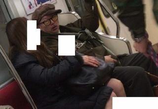 """【競馬】5度目の逮捕・田代まさし、3月に電車内で""""奇行""""…乗客を騒然とさせていた"""