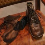 『ブーツ磨き』の画像