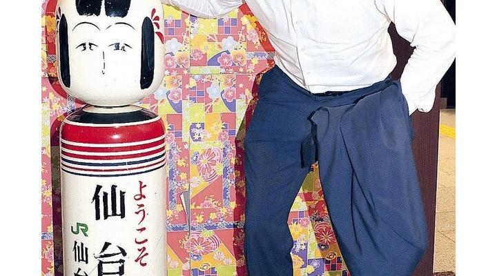 【 画像 】巨人・マシソン、ニッコニコで仙台へ!