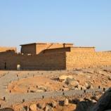 『行った気になる世界遺産 アブ・シンベルからフィラエまでのヌビア遺跡群 カラブシャ神殿』の画像