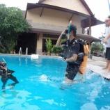 『タオ島でダイビング講習!タイNo.1猫との出会い』の画像