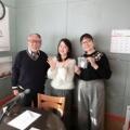 近年また音楽・芸能活動を再開、精力的に活動している歌手・畑中葉子がFM世田谷番組「昭和バンザイ」(提供:西部ピアノ)に  出演します!
