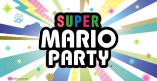 シリーズ最新作『スーパー マリオパーティ』が2018年10月5日発売決定!
