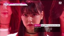 【PRODUCE48】白間美瑠がポジション評価でグループ1位!