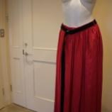 『irise(イリゼ)サテンギャザースカート』の画像