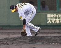 【阪神】藤浪、腰の張りでフェニックスLフル参戦微妙に