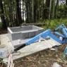 お墓の移設(引越し)工事完成しました。