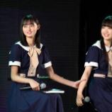『【乃木坂46】あまりの恥ずかしさに筒井さんの手を取って離さない遠藤さん・・・『東京ゲームショウ』早出さんもニヤニヤwwwwww』の画像