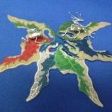 『プリント基板アート【Healing Leaf】 / ヒーリングリーフと「はんだ付けアート」』の画像