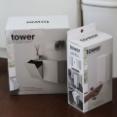 玄関最適化。タワー製品、2つ追加で機能性アップ!