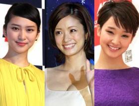 2012年のCM女王が決定 「タレント別テレビCM露出量」上位3人は、上戸彩、武井咲、剛力彩芽