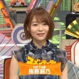 【ワイドナショー】指原莉乃が出演、先日のAKB48選抜総選挙の話など
