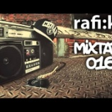 『【今日のBGM:001】 rafi:ki / mixtape 016 / instrumental hip-hop beats 2016』の画像