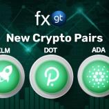 『FXGTが、新たに、仮想通貨「ADA・XLM・DOT」の新通貨ペアを追加!』の画像