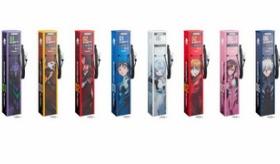 【アニメ文化】  日本に エヴァンゲリオンの 電気自動車のステーションが登場。   あなたの好みは どれ?     海外の反応