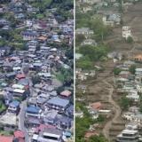 【超画像】熱海スライド、ガチでヤバイ…土砂崩れ前との比較画像がこちら→