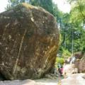金山巨石群 夏至30日後の観測 2021