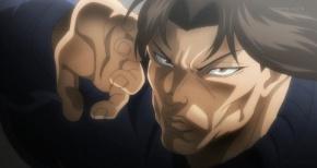 【バキ】第16話 感想 斬撃拳対全身凶器ッッ!