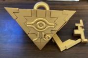 【画像】遊戯王の千年パズルのプラモデルを組み立て結果wwwwwwww